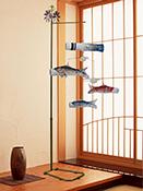 写真:室内用 鯉のぼり